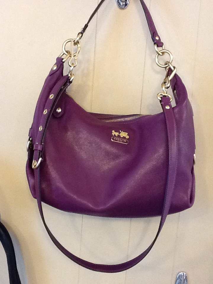 Coach Purse Perfect For The Spring